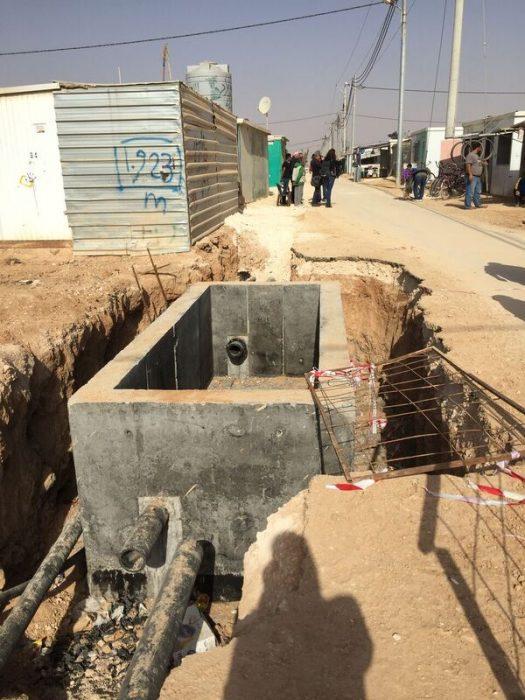 Sewage works (Jordan) - VNGI