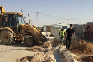 Sewage works (Jordan)
